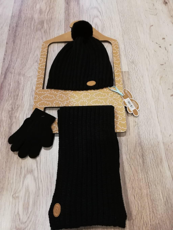 Conjunto monnuage negro