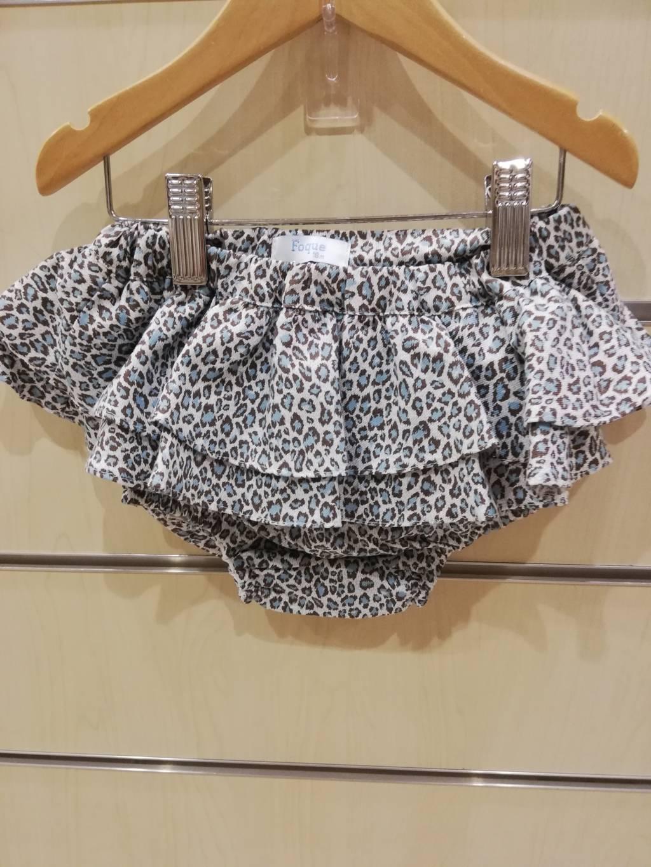 Conjunto ranita-falda