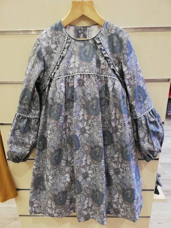 Vestido estampado Ancar