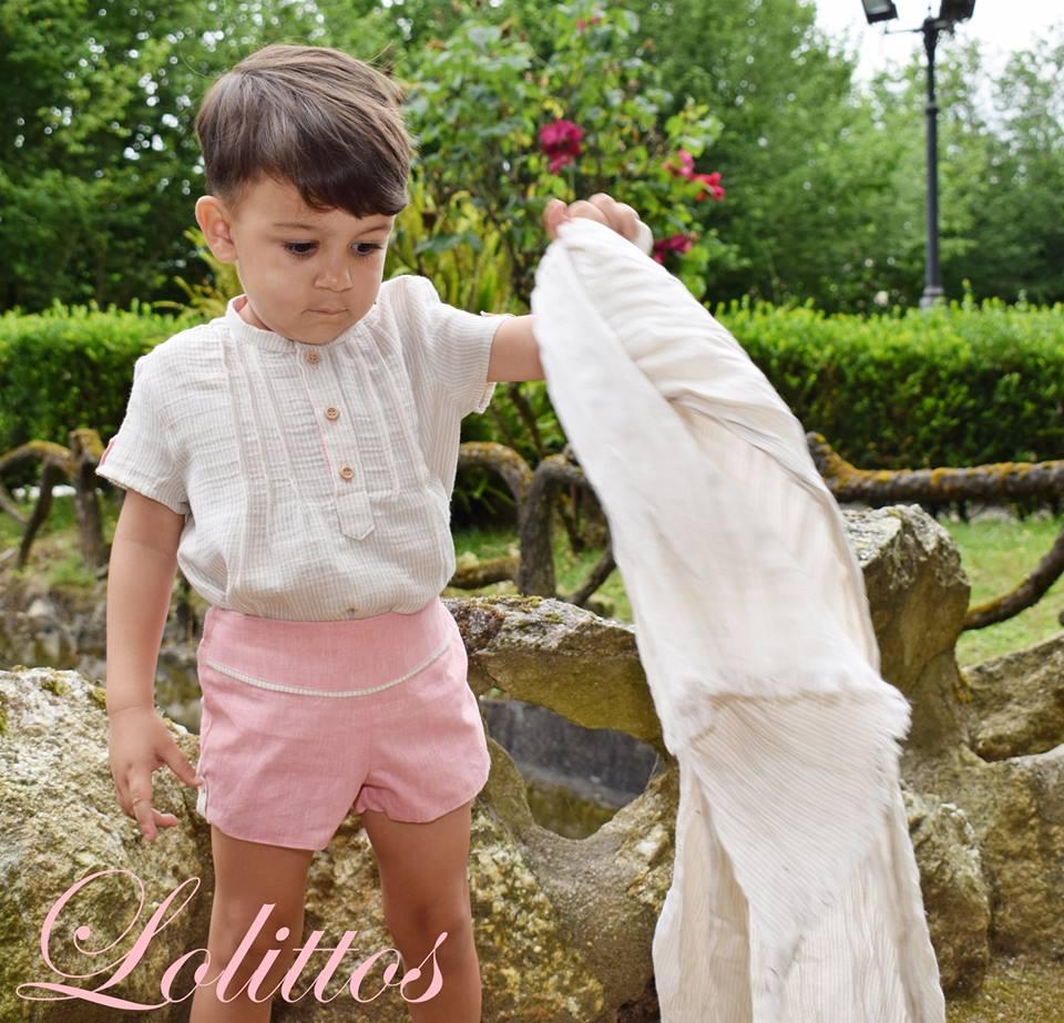 Conjunto pantalon Trigal Lolittos