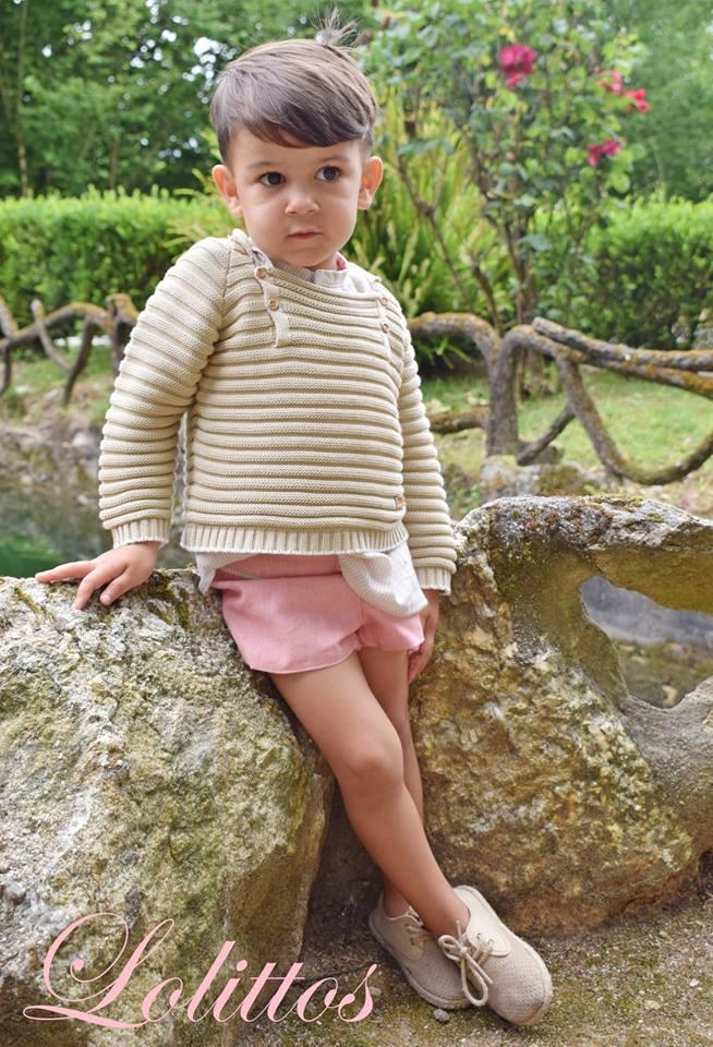 Jersey trigal niño Lolittos