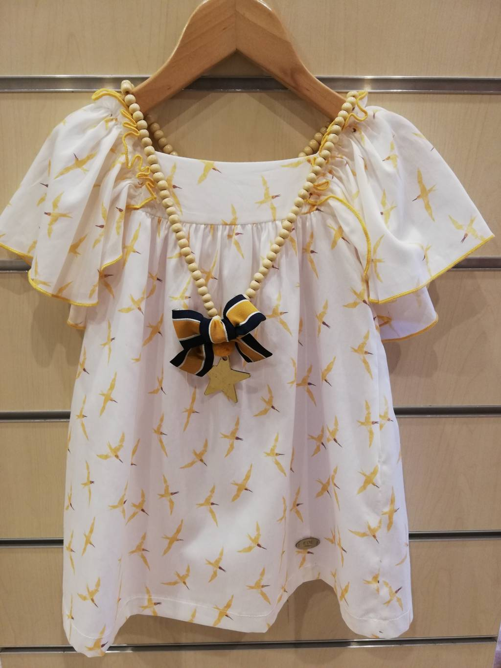 Vestido Bird Eve Children