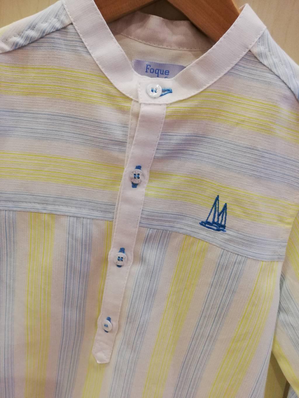 Camisa foque canoa