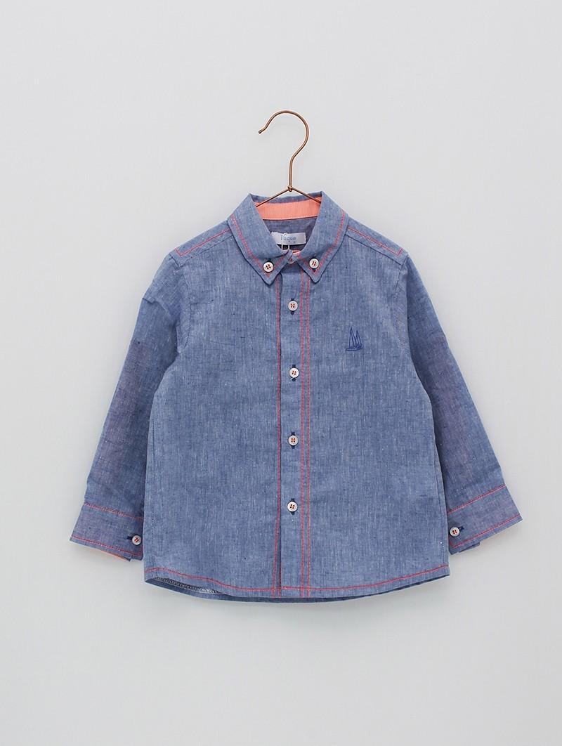 Camisa balantro Foque