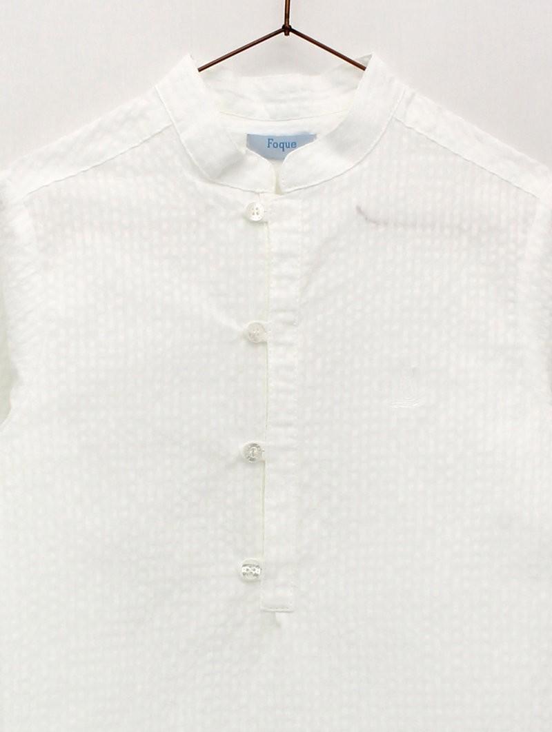 Detalle camisa mao