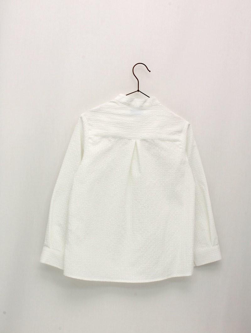 Espalda camisa foque