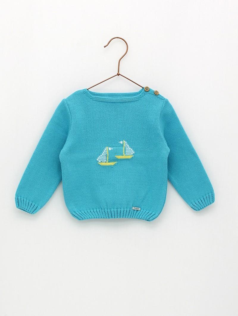 jersey turquesa foque