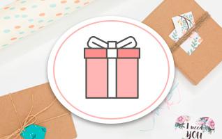 Opción para regalo en caponata moda infantil
